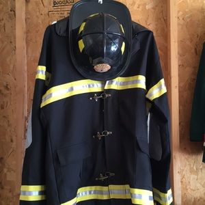 Fire Chief Halloween Costume